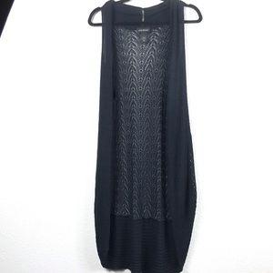 Lane Bryant Sleeveless Knitted Cardigan Size 18/20